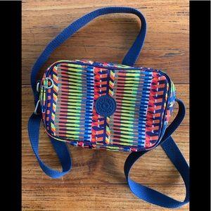 Kipling multicolored cross body bag